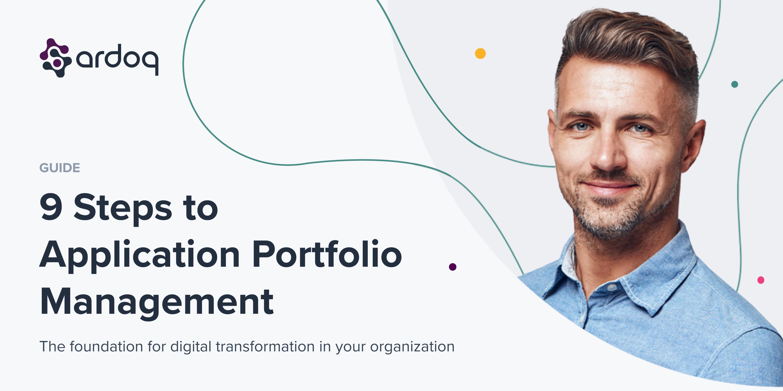 9 Steps to Application Portfolio Management