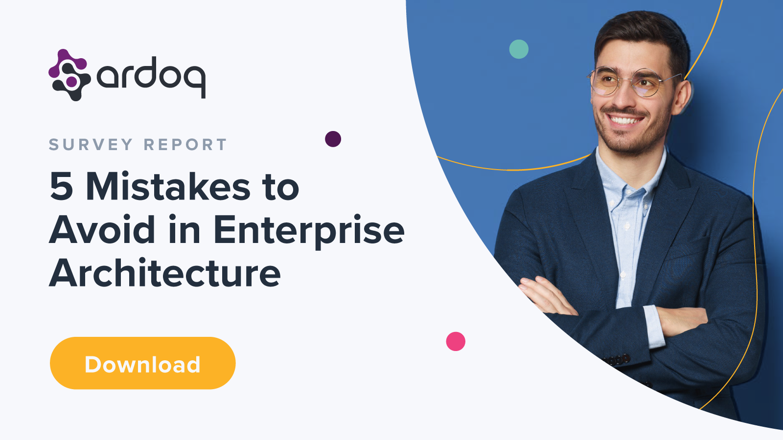 5 mistakes to avoid in enterprise architecture