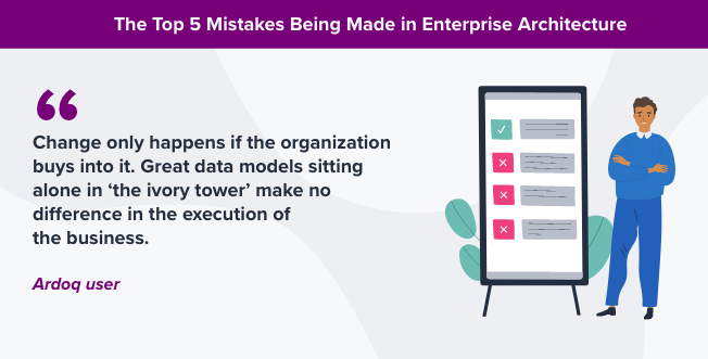 how to avoid enterprise architecture mistakes quote 1