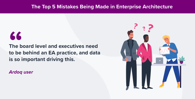 how to avoid enterprise architecture mistakes quote 3