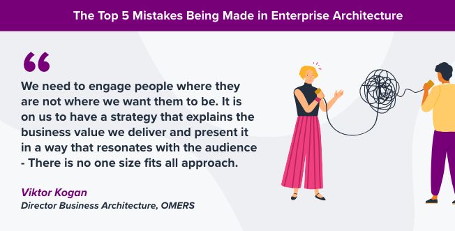 how to avoid enterprise architecture mistakes quote 2