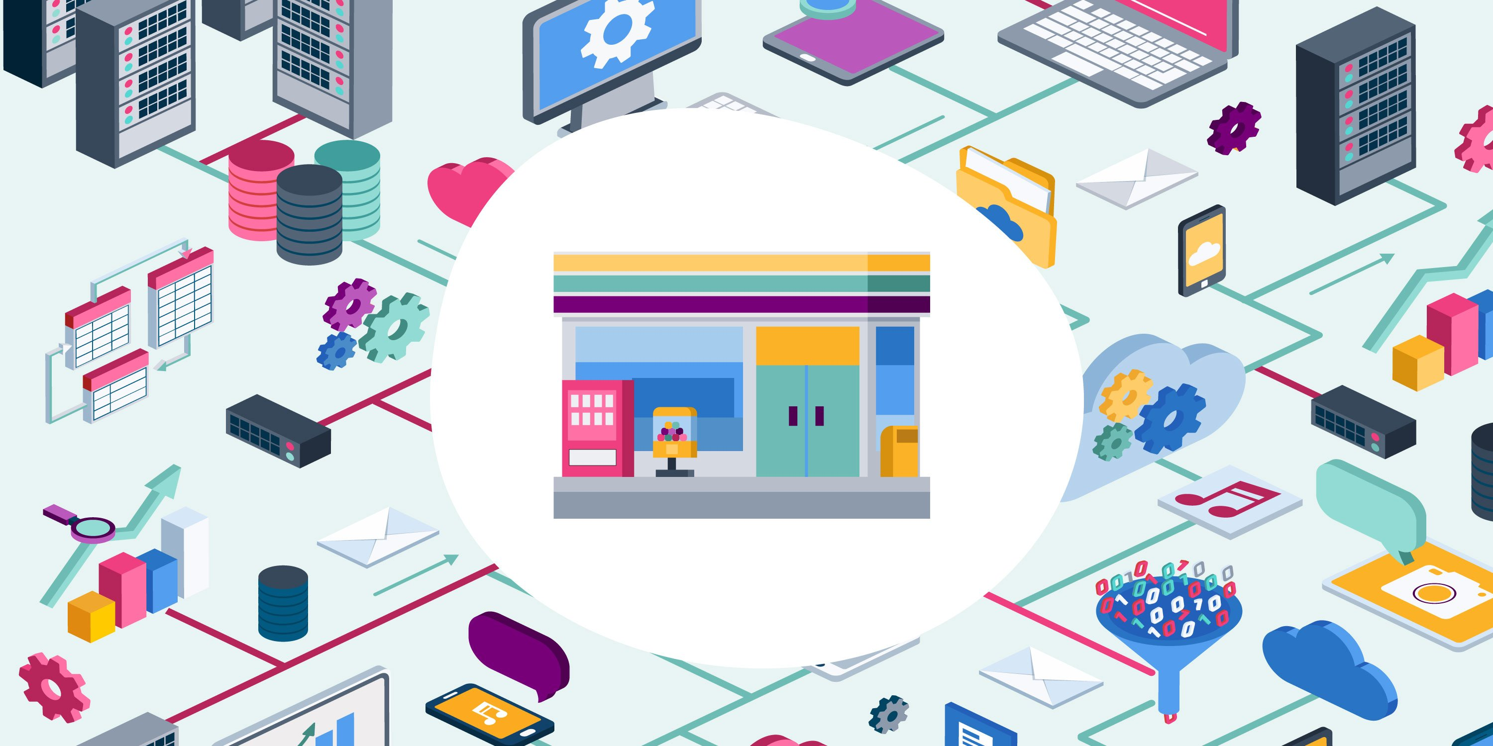 Reitan Convenience Uses Application Portfolio Management to Connect IT to Business